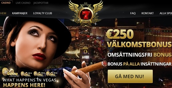 Recension av 7Red casino