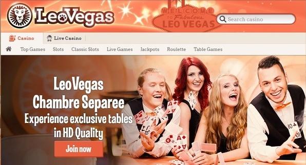 Ta en titt på vår LeoVegas casino recension