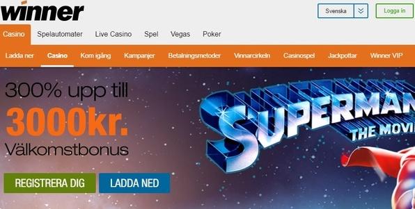 recension av Winner casino
